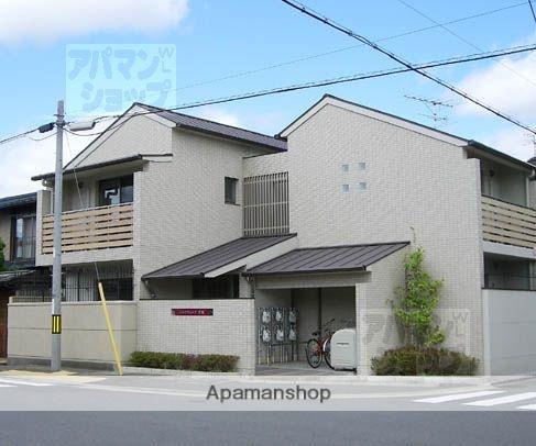 京都府京都市左京区、松ヶ崎駅徒歩11分の築10年 2階建の賃貸マンション