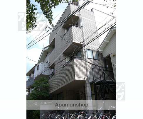 京都府京都市左京区、元田中駅徒歩20分の築15年 3階建の賃貸アパート