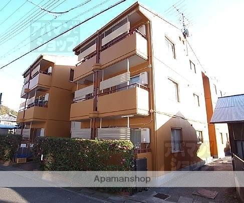 京都府京都市北区、松ヶ崎駅徒歩29分の築34年 3階建の賃貸マンション