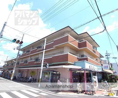京都府京都市北区、松ヶ崎駅徒歩26分の築34年 3階建の賃貸マンション