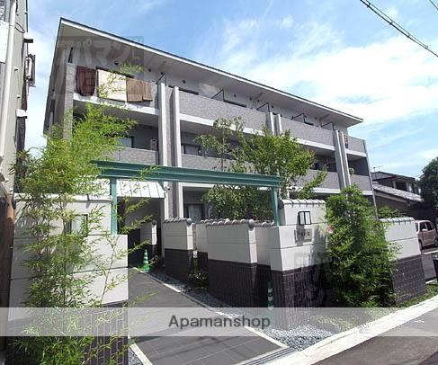 京都府京都市北区、松ヶ崎駅徒歩39分の築7年 3階建の賃貸マンション