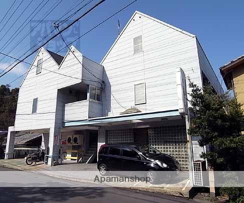 京都府京都市北区、等持院駅徒歩24分の築29年 3階建の賃貸マンション