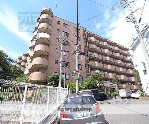京都府京都市北区、御室仁和寺駅徒歩27分の築23年 7階建の賃貸マンション