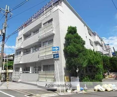京都府京都市北区、北大路駅徒歩5分の築36年 4階建の賃貸マンション