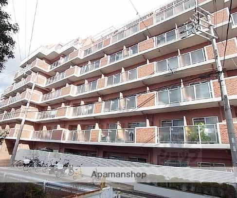 京都府京都市北区、北大路駅徒歩27分の築23年 7階建の賃貸マンション