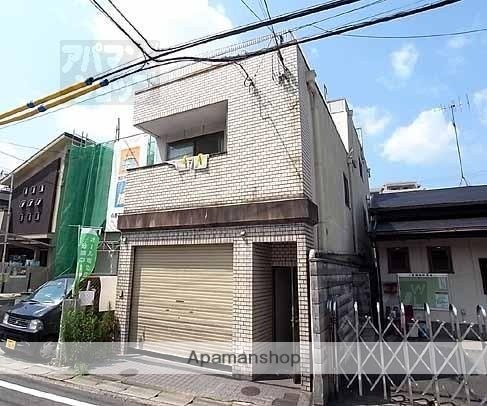 京都府京都市北区、二軒茶屋駅徒歩28分の築30年 3階建の賃貸マンション