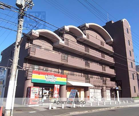 京都府京都市北区、二軒茶屋駅徒歩38分の築24年 5階建の賃貸マンション
