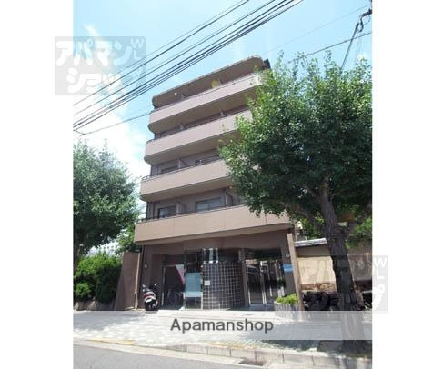 京都府京都市北区、北山駅徒歩24分の築19年 5階建の賃貸マンション