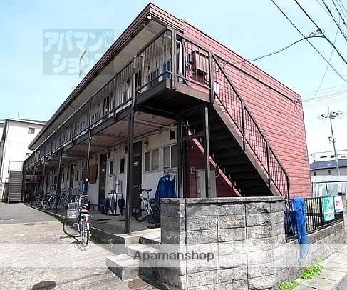 京都府京都市北区、松ヶ崎駅徒歩47分の築38年 2階建の賃貸アパート