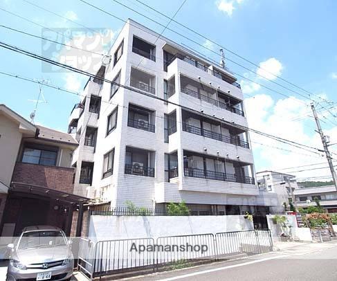京都府京都市北区、松ヶ崎駅徒歩22分の築30年 5階建の賃貸マンション