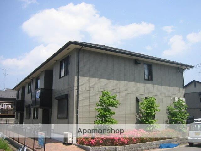 京都府京都市北区、二軒茶屋駅徒歩37分の築15年 2階建の賃貸アパート