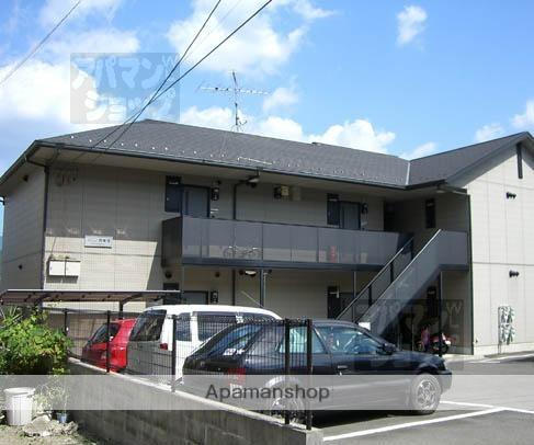 京都府京都市北区、松ヶ崎駅徒歩58分の築17年 2階建の賃貸アパート