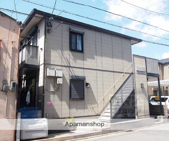 京都府京都市南区、京都駅徒歩18分の築14年 2階建の賃貸アパート