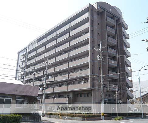 京都府京都市南区、京都駅徒歩15分の築18年 9階建の賃貸マンション