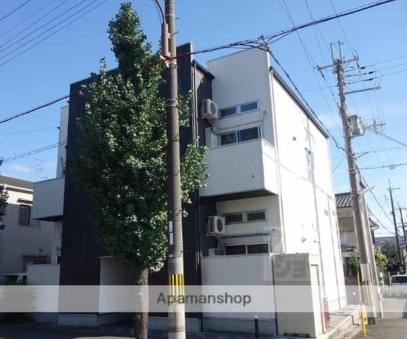 京都府京都市南区、上鳥羽口駅徒歩10分の築4年 2階建の賃貸アパート