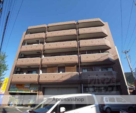 京都府京都市伏見区、六地蔵駅徒歩25分の築21年 5階建の賃貸マンション