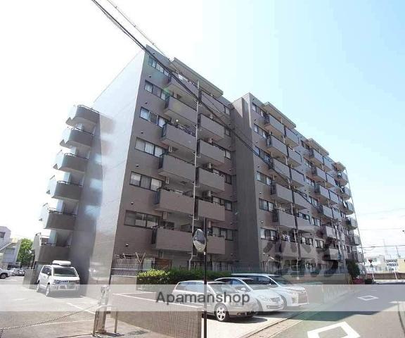 京都府京都市伏見区、藤森駅徒歩16分の築24年 7階建の賃貸マンション