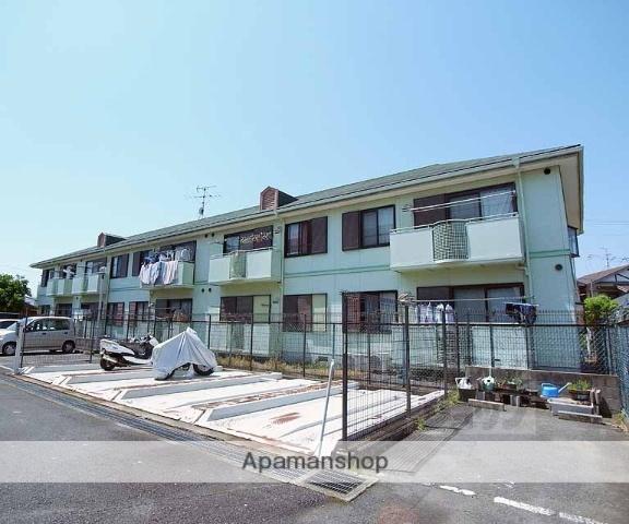 京都府京都市伏見区、長岡京駅徒歩53分の築23年 2階建の賃貸アパート