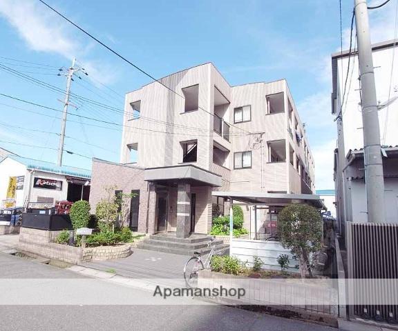 京都府京都市伏見区、伏見駅徒歩24分の築13年 3階建の賃貸マンション