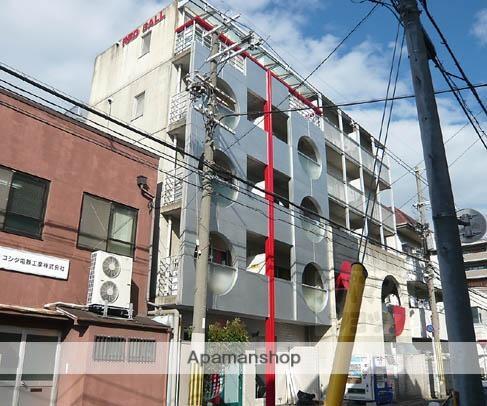 京都府京都市南区、京都駅徒歩20分の築28年 5階建の賃貸マンション