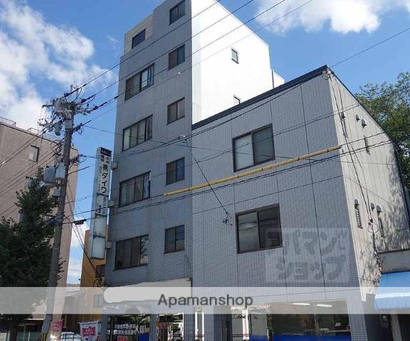 京都府京都市南区、十条駅徒歩22分の築26年 6階建の賃貸マンション
