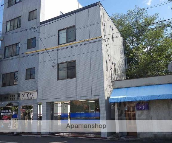京都府京都市南区、十条駅徒歩22分の築2年 3階建の賃貸マンション