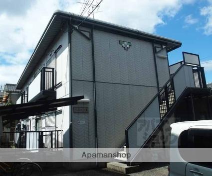 京都府京都市南区、東寺駅徒歩19分の築22年 2階建の賃貸アパート