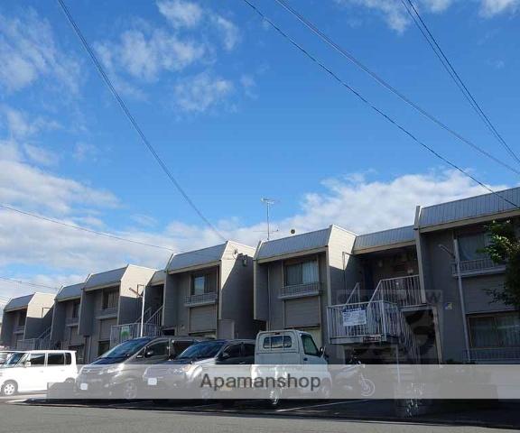 京都府京都市南区、西大路駅徒歩24分の築31年 2階建の賃貸アパート