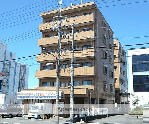 京都府京都市南区、十条駅徒歩17分の築28年 6階建の賃貸マンション
