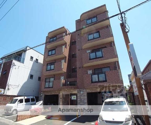 京都府京都市伏見区、桃山駅徒歩17分の築13年 5階建の賃貸マンション
