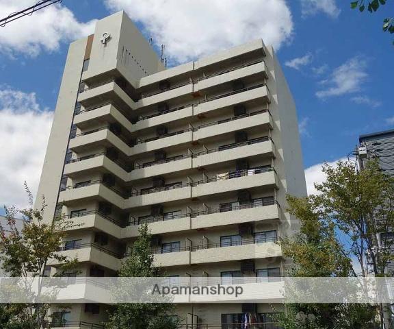 京都府京都市南区、京都駅徒歩20分の築31年 5階建の賃貸マンション