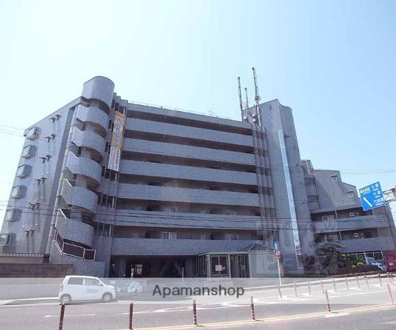 京都府京都市伏見区、向島駅徒歩15分の築26年 7階建の賃貸マンション