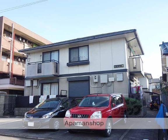 京都府京都市南区、西大路駅徒歩25分の築19年 2階建の賃貸アパート