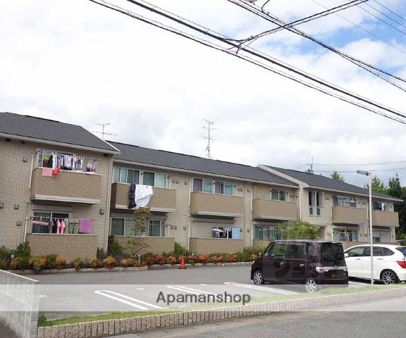 京都府京都市南区、上鳥羽口駅徒歩25分の築6年 2階建の賃貸アパート