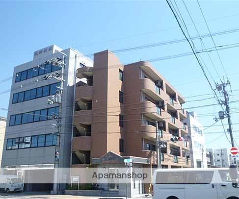 京都府京都市南区、十条駅徒歩20分の築12年 5階建の賃貸マンション