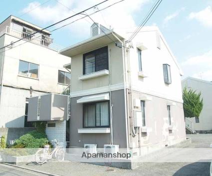 京都府京都市南区、十条駅徒歩22分の築32年 2階建の賃貸アパート