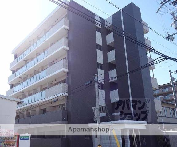 京都府京都市南区、東寺駅徒歩17分の築1年 6階建の賃貸マンション