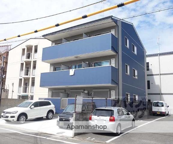 京都府京都市南区、京都駅徒歩18分の新築 3階建の賃貸アパート