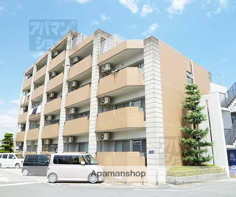 京都府京都市南区、上鳥羽口駅徒歩24分の築28年 5階建の賃貸マンション
