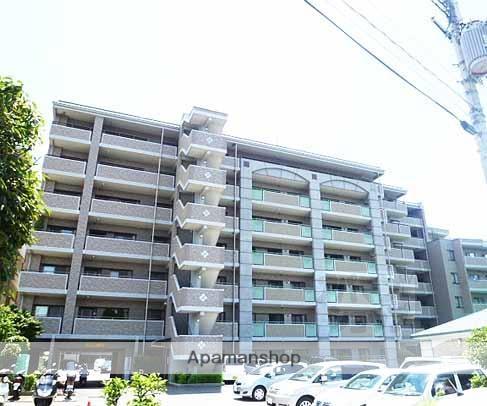 京都府京都市南区、十条駅徒歩10分の築17年 7階建の賃貸マンション