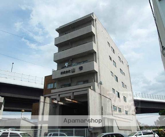 京都府京都市南区、十条駅徒歩13分の築44年 5階建の賃貸マンション
