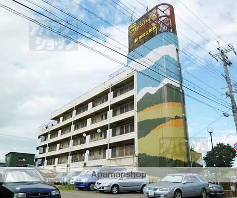 京都府京都市南区、十条駅徒歩35分の築33年 5階建の賃貸マンション
