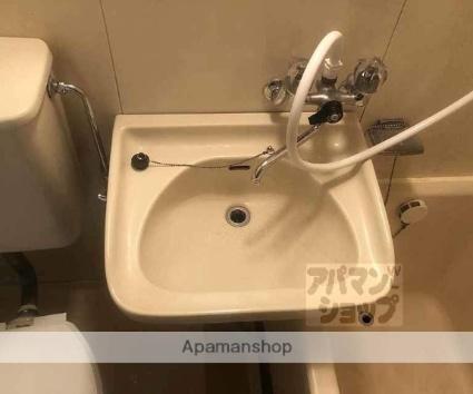 ハイツワタナベⅡ[1DK/19.61m2]の洗面所