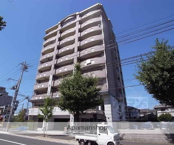 京都府京都市右京区、西院駅徒歩25分の築9年 10階建の賃貸マンション