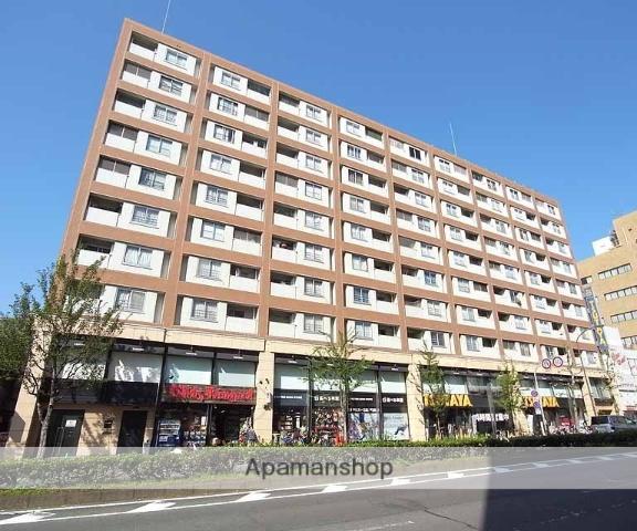 京都府京都市右京区、西院駅徒歩1分の築45年 10階建の賃貸マンション