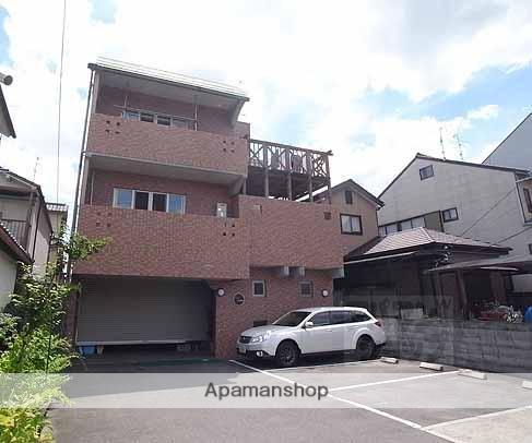京都府京都市右京区、太秦駅徒歩12分の築16年 3階建の賃貸マンション