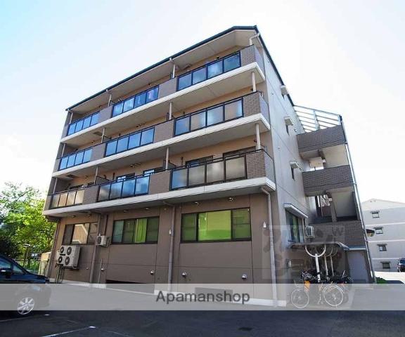 京都府京都市西京区、桂川駅徒歩37分の築24年 4階建の賃貸マンション