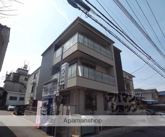 京都府京都市右京区、西院駅徒歩29分の新築 3階建の賃貸アパート