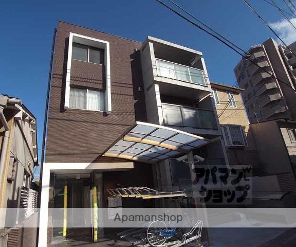 京都府京都市右京区、西院駅徒歩8分の新築 3階建の賃貸マンション