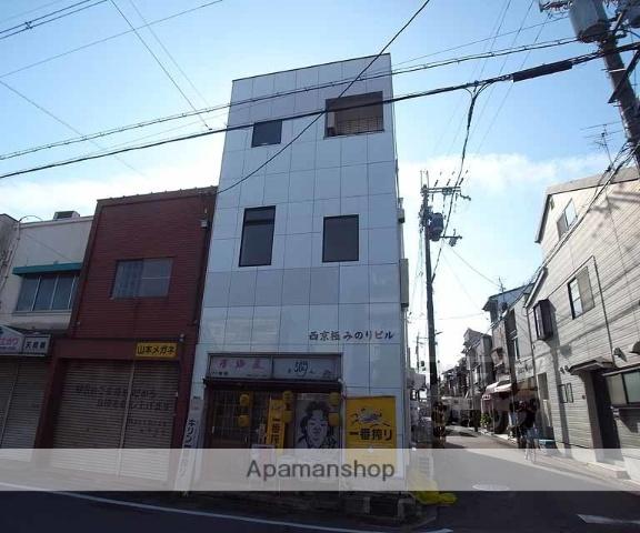 京都府京都市右京区、西大路駅徒歩24分の築25年 3階建の賃貸アパート